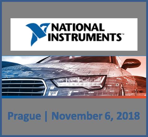 NI Automotive Forum 2018 Prague